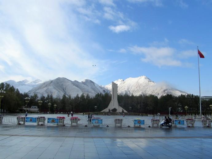Tibet - Titelbild