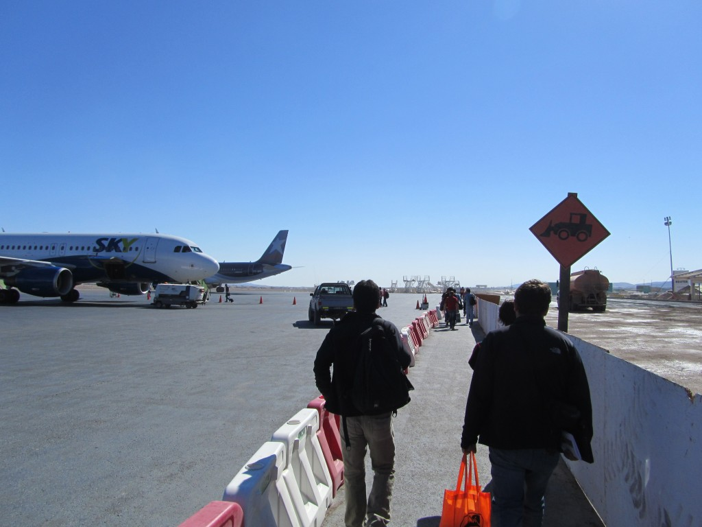 CalamaAirport